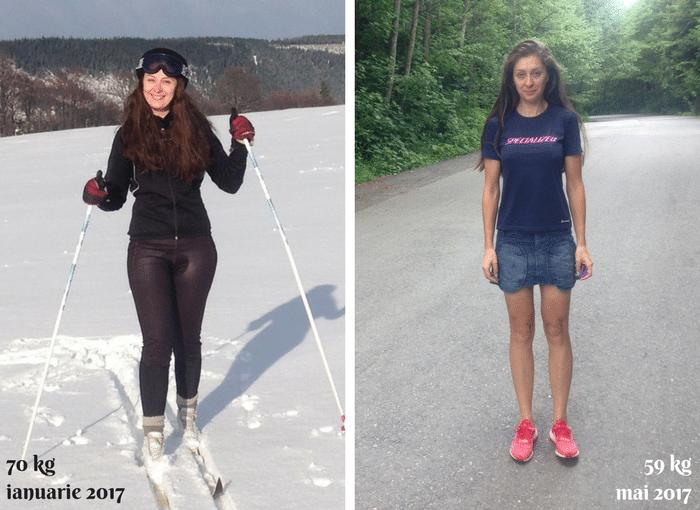 Povestea celor 11 kg sau cum am devenit Sports Nutrition Coach