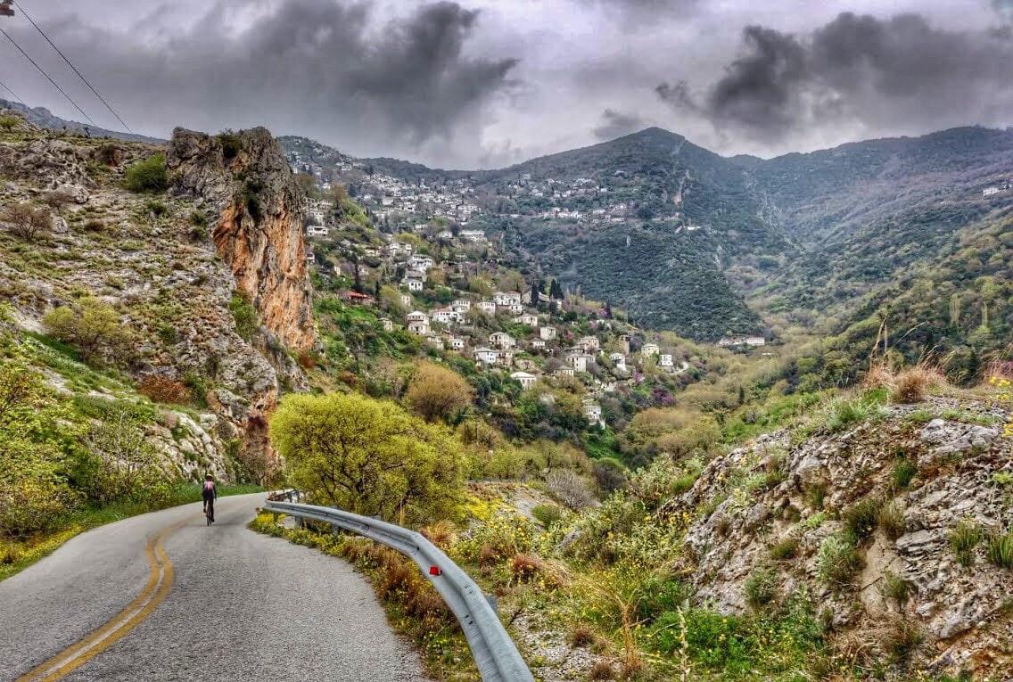 2019: Cantonament de Ciclism in Grecia