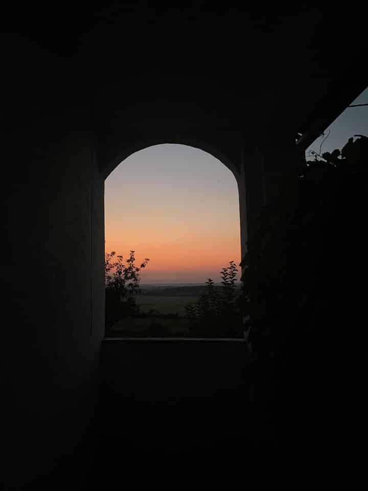 sunrise, Alsonyek, Ungaria