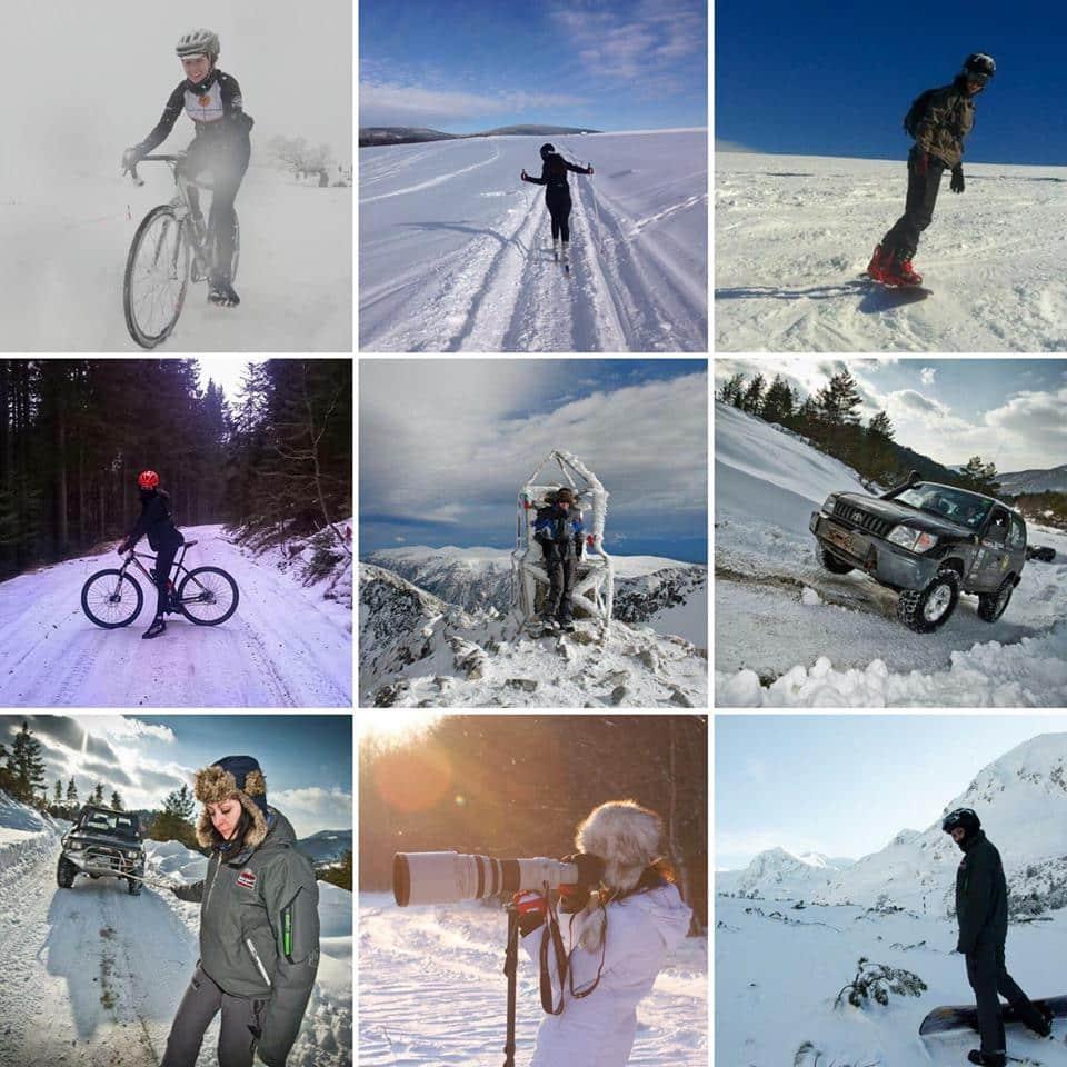 Sunt curioasa ce sport nou, de iarna, voi descoperi in 2019