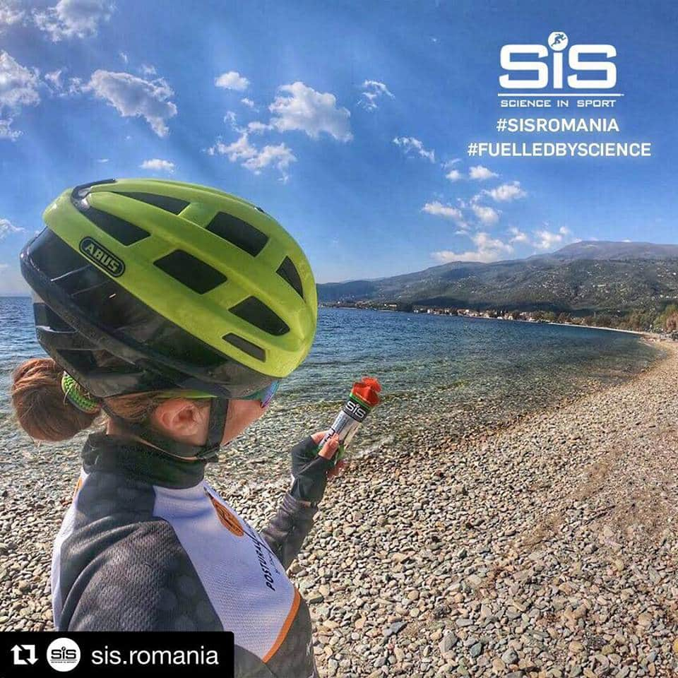 Fuelled by Science in Sport Romania