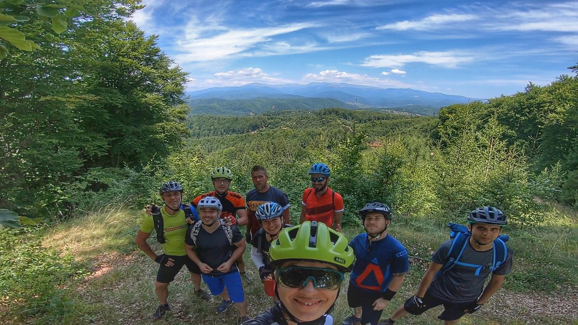 MTB Skills and Boot Camp 26 – 28 iulie 2019 la Campulung Muscel