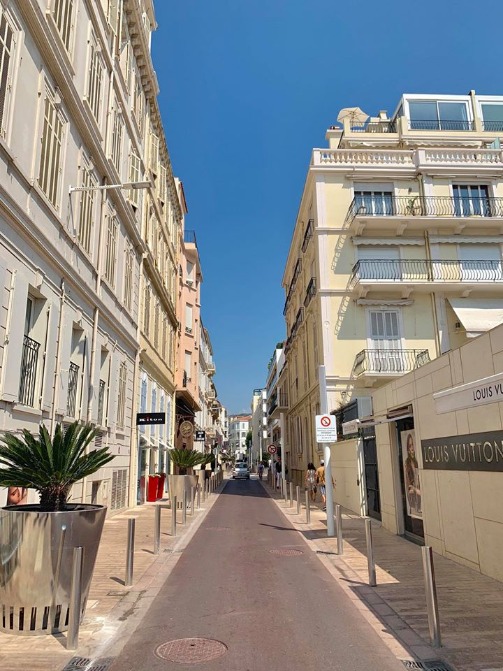 Cannes Shopping