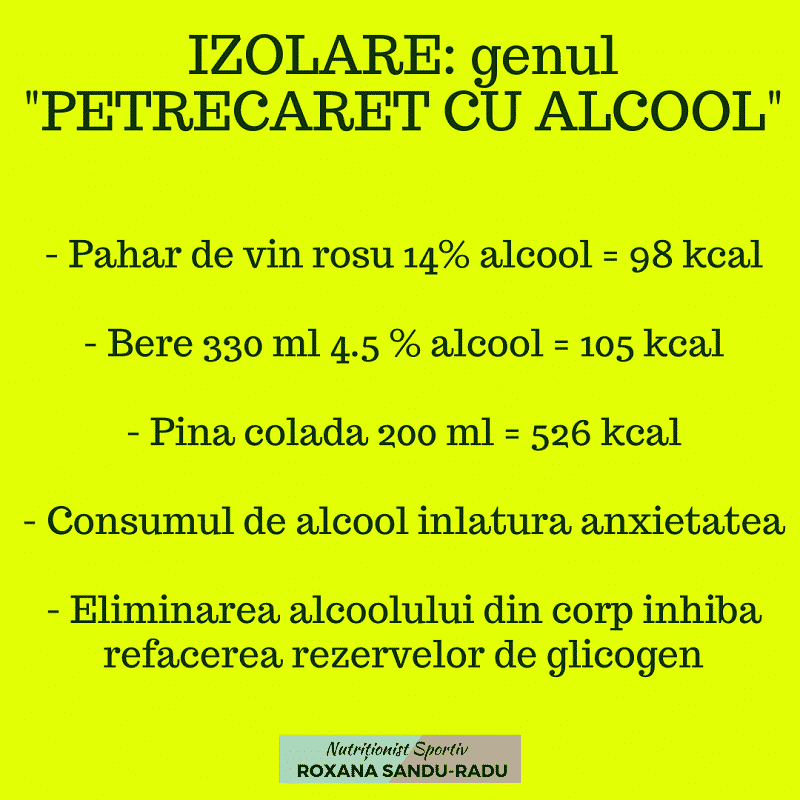 "Ce bem in izolare, EPISODUL 6: ""PETRECARET CU ALCOOL"""